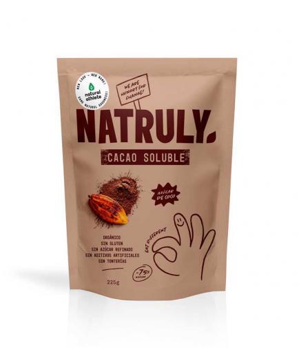 Natruly - Bio soluble cocoa powder 225g