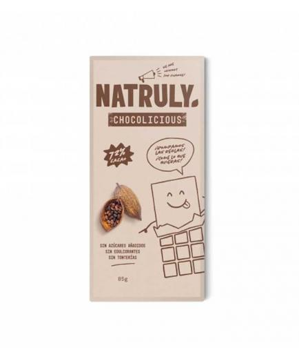 Natruly - Chocolate 72% Chocolicious 85g - Black