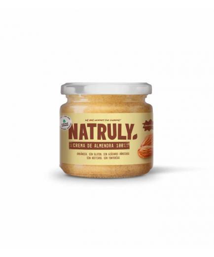 Natruly - 100% almond cream Crunchy Bio 300g