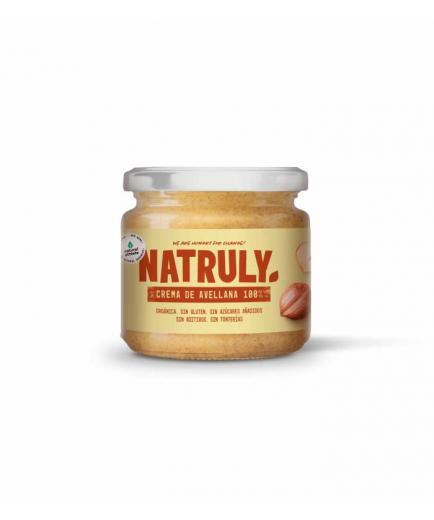 Natruly - 100% natural hazelnut cream Bio 300g