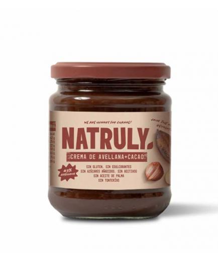 Natruly - Hazelnut and cocoa cream 300g