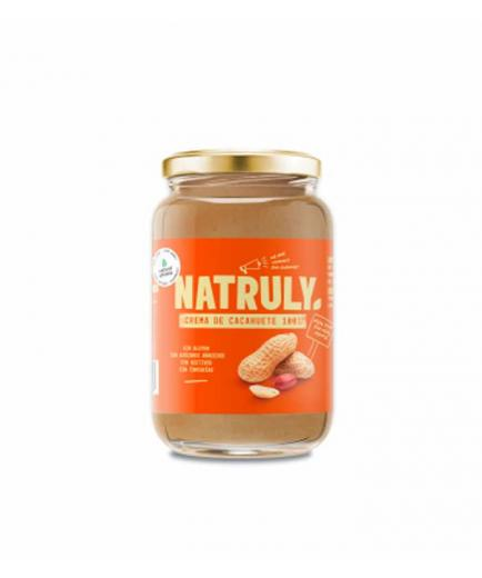 Natruly - 100% natural peanut butter 500g