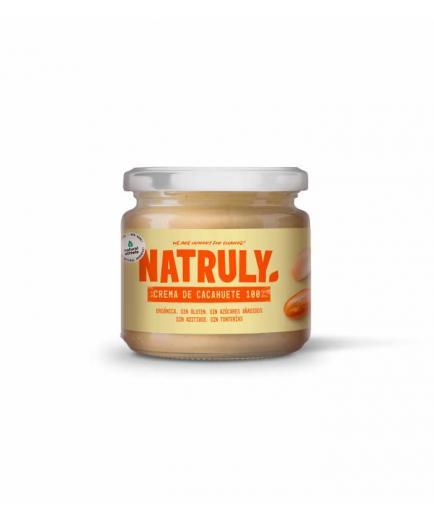 Natruly - 100% natural peanut butter Bio 300g