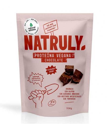 Natruly - Natural vegan protein 350g - Chocolate