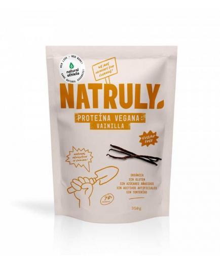 Natruly - Natural Vegan Protein 350g - Vanilla