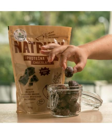Natruly - Natural Whey Grass-Fed Protein 350g - Chocolate