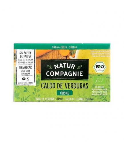 Natur Compagnie - Sugar-free organic vegetable broth pills