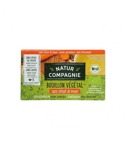 Natur Compagnie - Organic vegetable broth pills without yeast and sugar