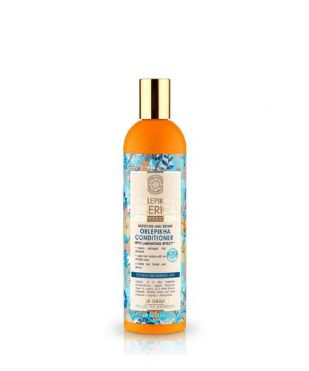 Natura Siberica - Conditioner oblepikha - For weak and damaged hair
