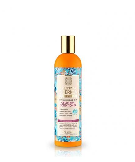 Natura Siberica - Conditioner oblepikha - For normal and oily hair