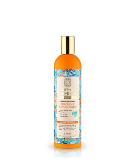 Natura Siberica - Conditioner oblepikha - For normal and dry hair