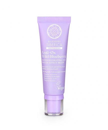 Natura Siberica - * Blueberry Siberica * - Super-hydrating mask for the eye contour