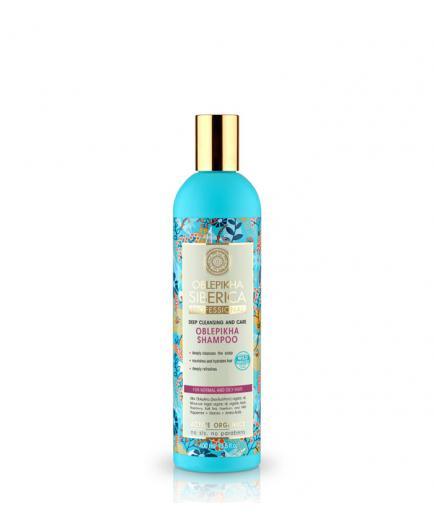 Natura Siberica - Shampoo oblepikha - For normal and oily hair