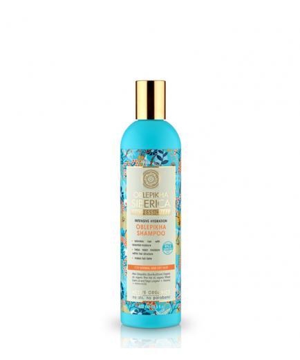 Natura Siberica - Shampoo oblepikha - For normal and dry hair