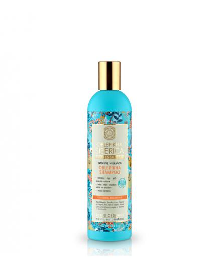Natura Siberica - Shampoo oblepikha - For normal and dry hair