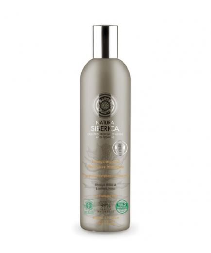 Natura Siberica - Shampoo for hair tired and weakened - and protection
