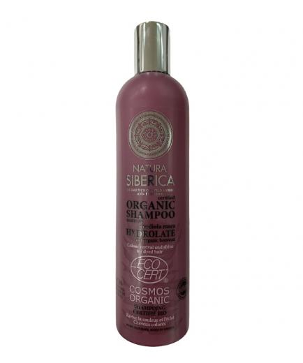 Natura Siberica - Shampoo for hair dyeing and damage - protection and shine
