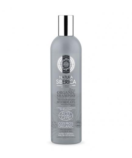 Natura Siberica - Shampoo for all hair types - volume and nutrition