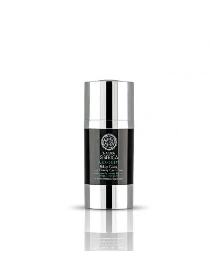 Natura Siberica - Icy Firming Eye Cream Royal Caviar - Instant lifting effect
