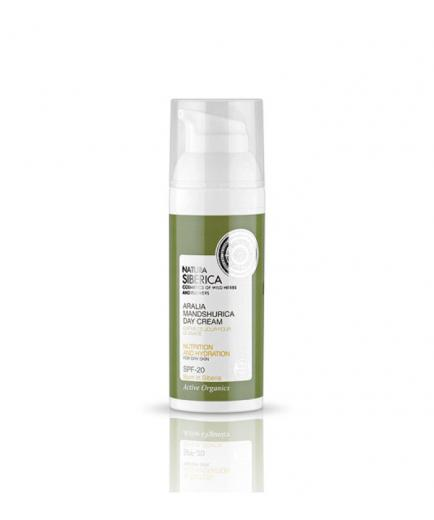 Natura Siberica - Skin day cream dry - nutrition and hydration