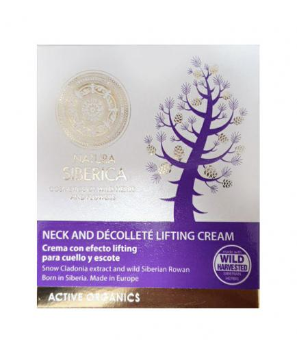 Natura Siberica - Lifting Cream for neck and chest