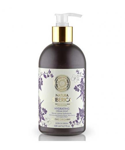 Natura Siberica - Creamy soap - moisturizing