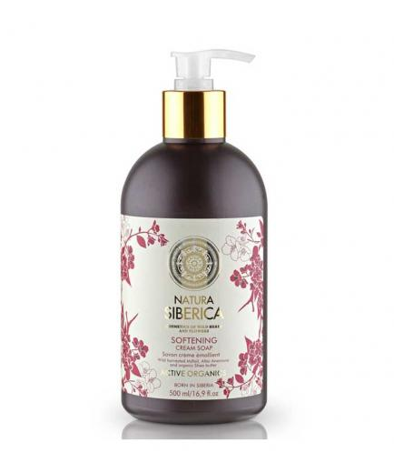 Natura Siberica - Creamy soap - Fabric softener