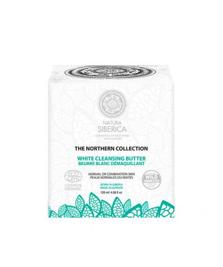 Natura Siberica - Daily use make-up Remover cleansing white butter