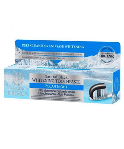 Natura Siberica - Polar Night whitening toothpaste