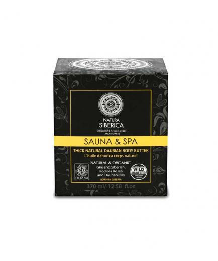 Natura Siberica - Sauna & Spa Daurian body oil