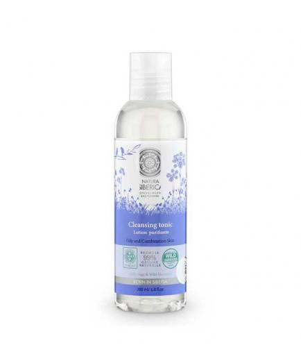 Natura Siberica - Tonic cleanser for oily or mixed skin