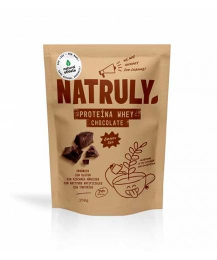 Natural Athlete - Natural protein Whey Grass-Fed 350g - Chocolate