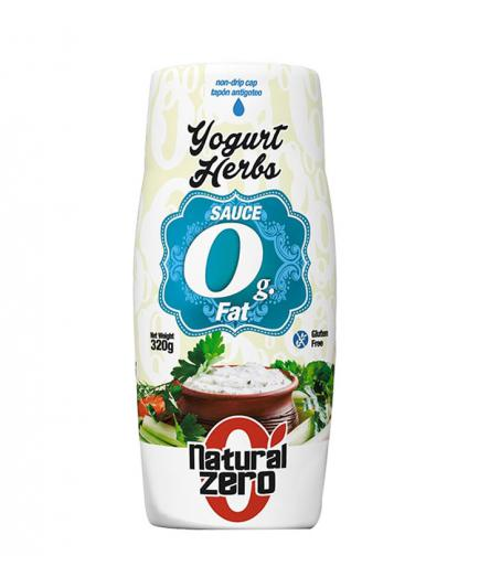Natural Zero - Yogurt and herbs sauce 320gr