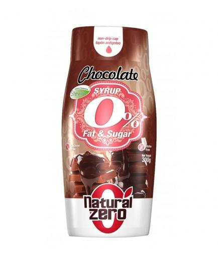Natural Zero - Chocolate syrup 300gr