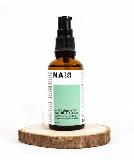 Naturcos - Anti Cellulite Oil with birch extract
