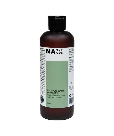 Naturcos - Pure sweet almond oil 250ml