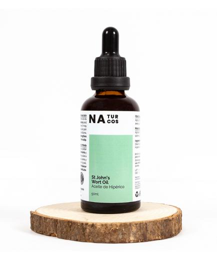 Naturcos - 100% Pure Hypericum oil St John's Wort Oil