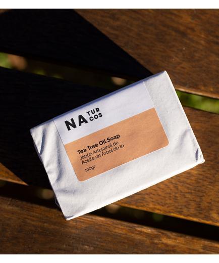 Naturcos - Artisan Argan oil SOAP
