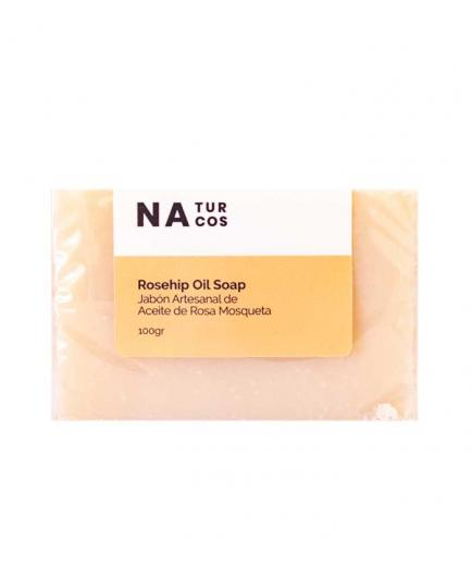 Naturcos -  Oil handmade soap rosehip
