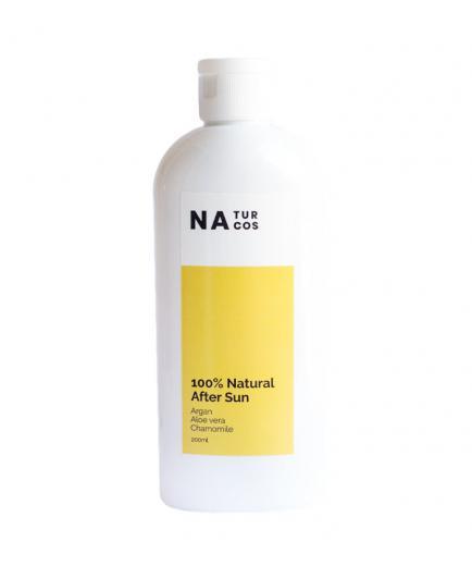 Naturcos - After sun lotion 100% natural - Argan, aloe vera, chamomile