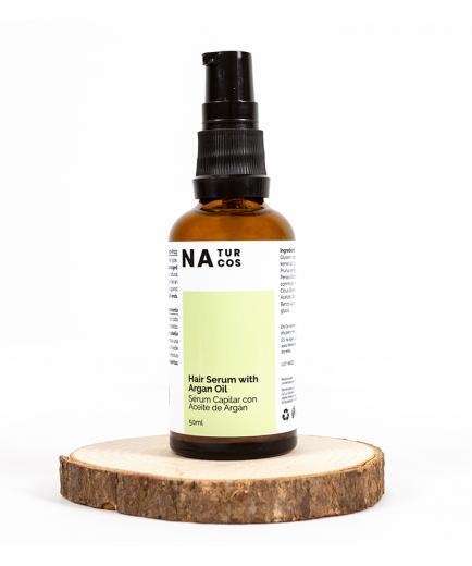 Naturcos - Serum with Argan oil 50ml
