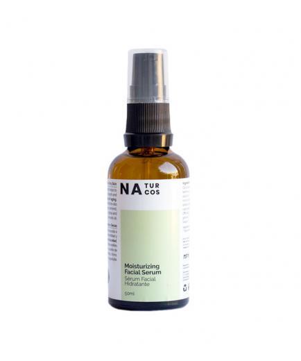 Naturcos - Bio Moisturizing Facial Serum - Normal / Dry Skin