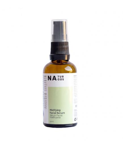 Naturcos - Bio mattifying facial serum - Oily / combination skin