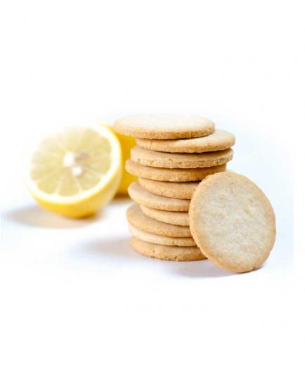 Nature & Cie - Gluten-free coconut and lemon cookies 125g