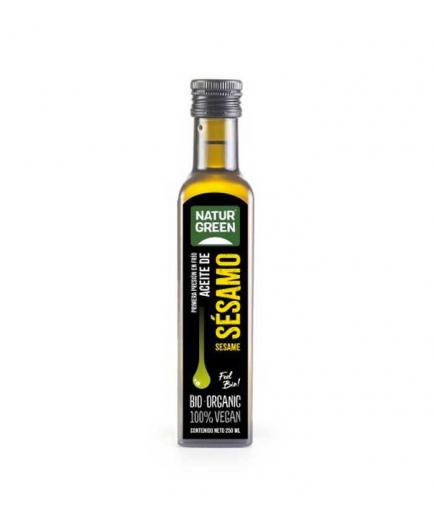 Naturgreen - Organic sesame oil 250ml