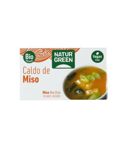 Naturgreen - Bio lactose free miso broth