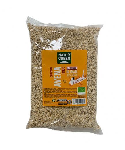 Naturgreen - Fine oat flakes Bio 1kg
