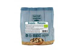 Naturgreen - Granola without gluten Bio 350g - Apple