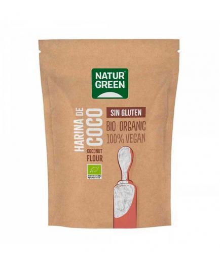 Naturgreen - Organic gluten-free coconut flour 500g