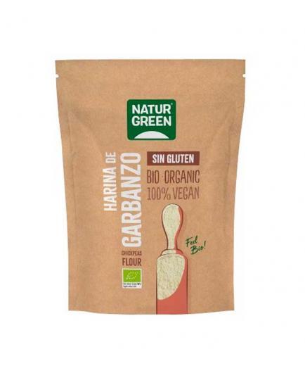 Naturgreen - Organic gluten-free chickpea flour 500g
